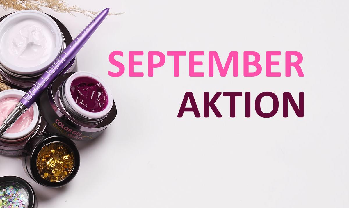 September Aktion 2018
