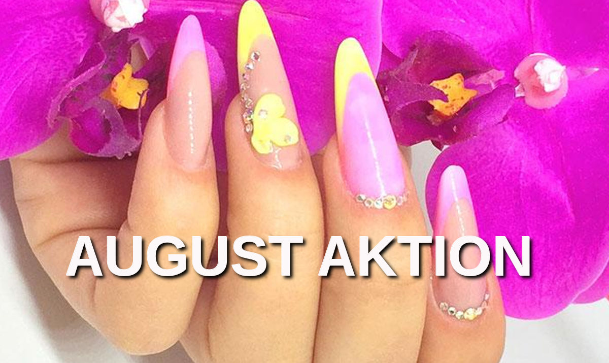 August Aktion 2018