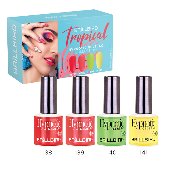 Tropical Hypnotic Gellack Set