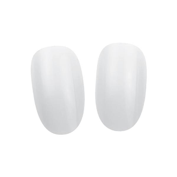White Salon Nailart Tip