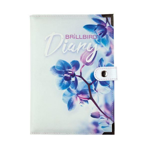 BB Kalender für Nageldesigner 2022 - Blue Orchid